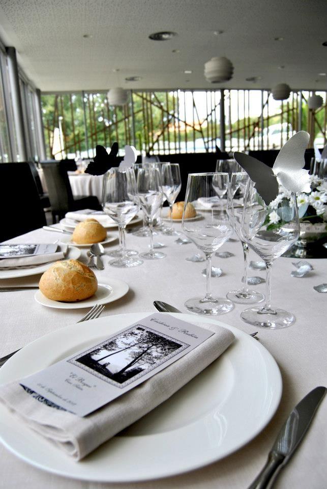 Comedor El Bosque, bodas Cantabria