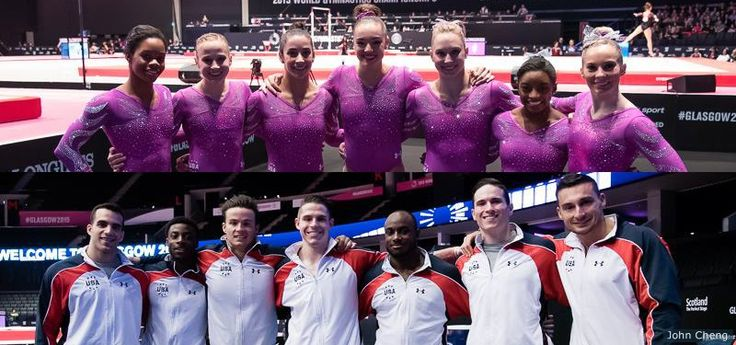 U.S. Men's And Women's Gymnastics Teams Qualify For 2016 Olympics