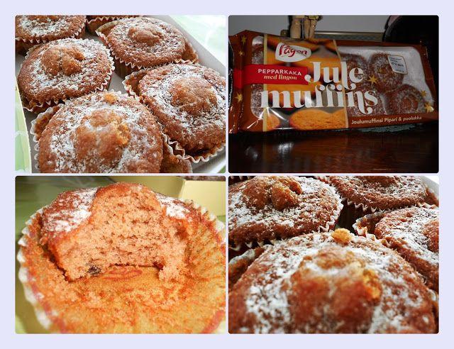 http://somanyinspiration.blogspot.fi/2015/10/piparkakku-puolukkamuffinsit.html  Joulun kiireiden helpottaja  #Pågen #pagen #joulu #christmas #muffinssit #muffin #piparkakku