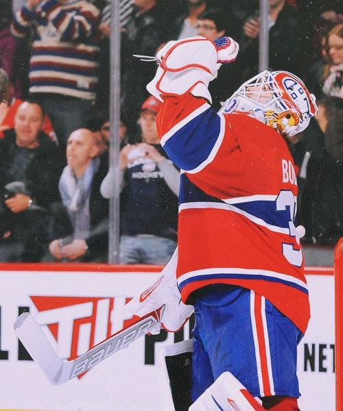 Peter Budaj, Montreal Canadiens