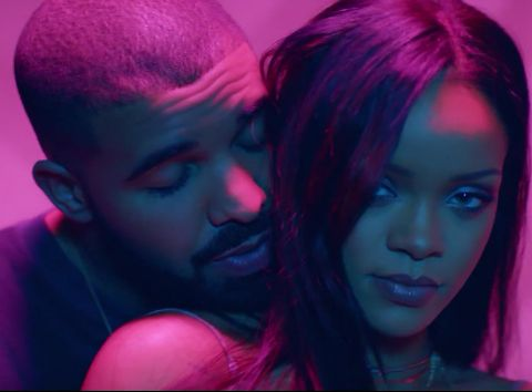 "Rihanna has just dropped a steamy new music video for her single ""Work,"" featuring Drake."