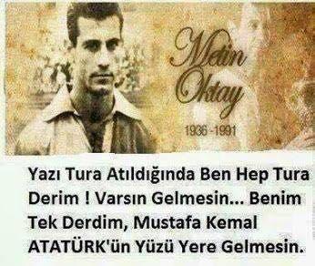 Atatürk ve Metin Oktay