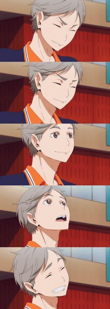 Sugawara Koushi - the mom of the team <3 | Karasuno High School Volleyball Club - 3rd year Setter | Haikyuu!!