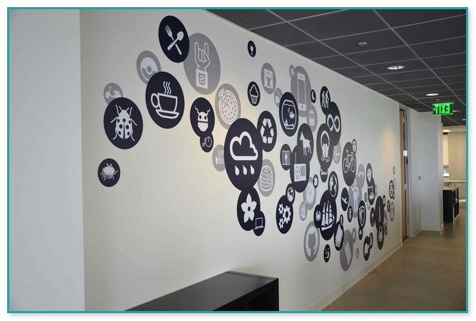 Wall Art For Business Office Office Wall Design Office Wall Decals Wall Decor Online
