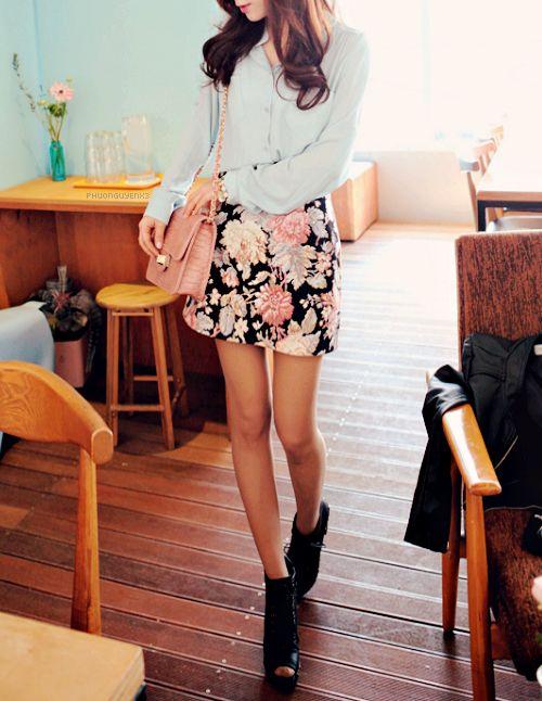 This dress is nice! Love Korea dress
