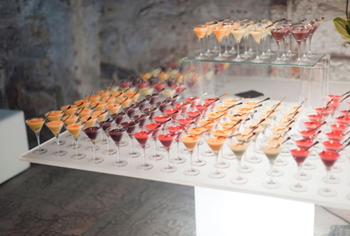 Create a signature drink special for your reception!