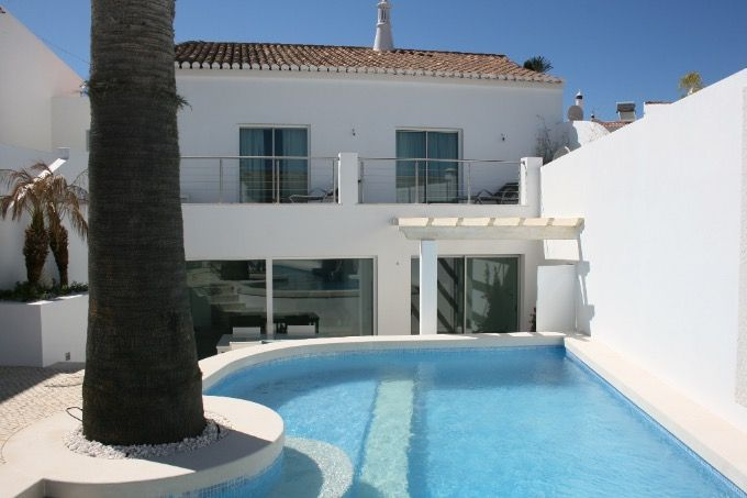 Holiday Villas Western Algarve 4 people » Villa Poseidon