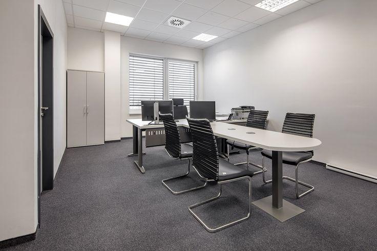Modern Office, Moderní kancelář, elegantní design, realizace Arbyd s.r.o