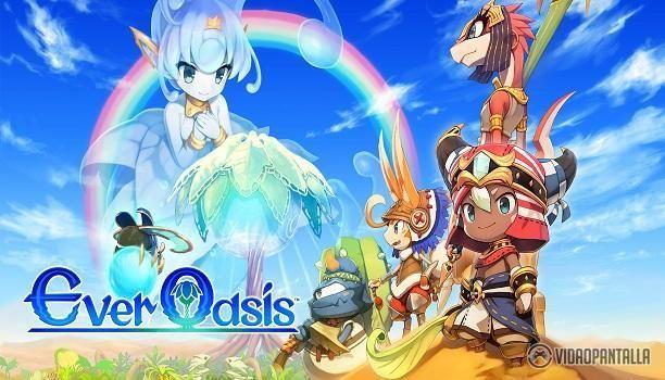 En Ever Oasis tendremos que reconstruir nuestro oasis mientras logramos la paz eso sí acompañados de nuestro equipo de valientes. En esta nueva aventura para 3DS que se estrenará el 23 de junio lo único que podría molestarnos es la arena propia del desierto. Para ello GAME nos ofrece como regalo exclusivo la gamuzalimpia-pantallascon el diseño del ladrón si reservamos este título.  Si además de disfrutar del título de los desarrolladores de The Legend of Zelda: Majoras Mask 3D queremos…