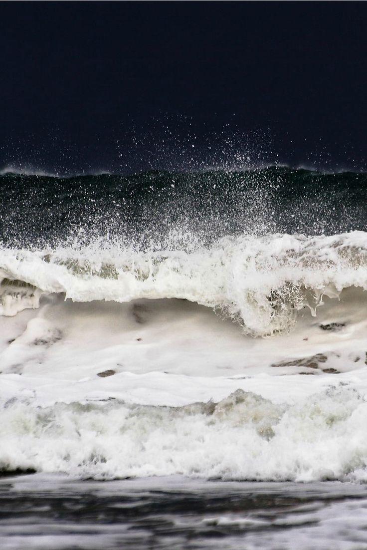 """The sound of the waves collide"" Deftones. https://www.youtube.com/watch?v=b92EKemUA4A"