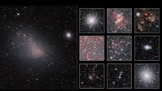 The Small Magellanic Cloud as you Never seen it before - MUST SEE  This is th...