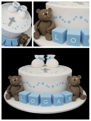 Baptism ideas for boys