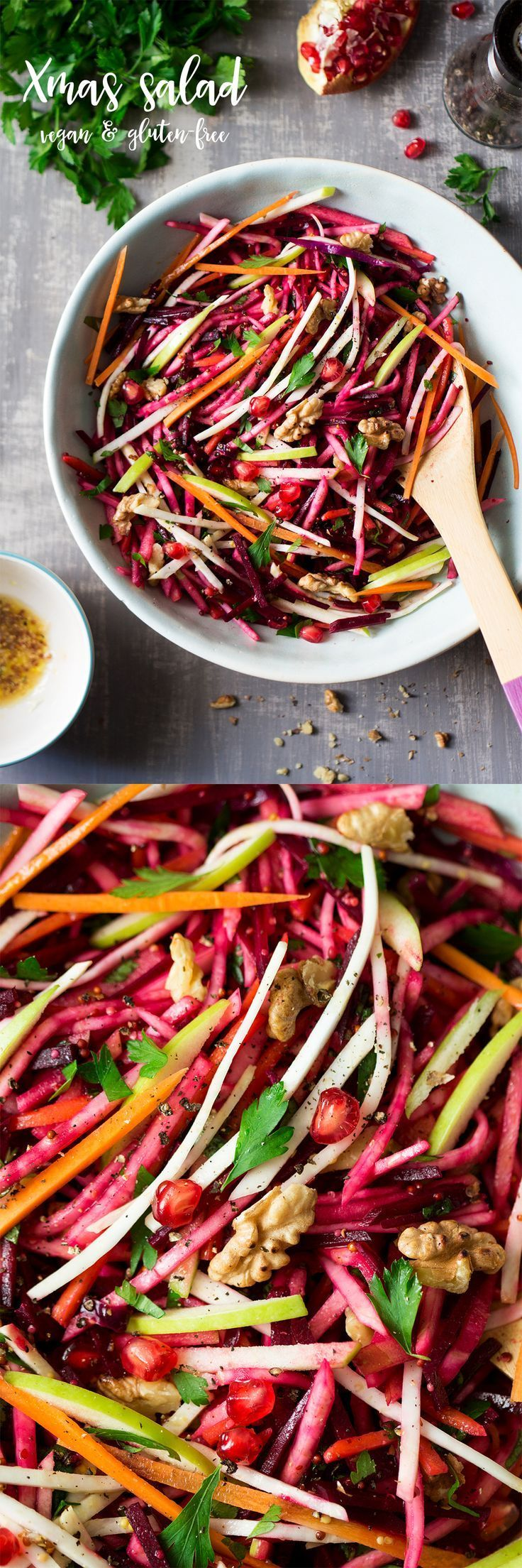 871 best good food veggies images on pinterest side for Different ideas for xmas dinner