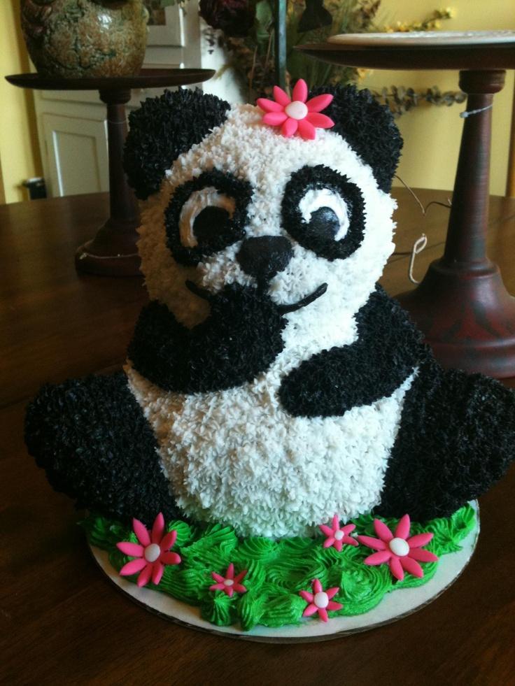 Panda cake!!