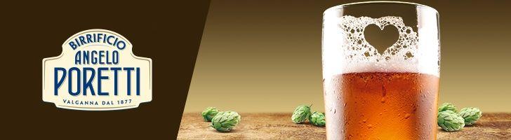 """DICHIARA IL TUO AMORE PER I LUPPOLI!Bastano pochi click per avere la tua birra in omaggio.Questo è il messaggio dell'azienda Poretti: """"Amiamo i luppoli dal 1877, l'anno della nostra prima grande cotta. Ancora oggi la nostra passione per la birra di qualità conta più che mai. Se condividi questa passione, la birra la offriamo noi!""""Come ottengo la birra omaggio?1) Registrati con il tuo account Facebook (Per partecipare all'Operazione Prova d'Amore devi essere maggiorenne e avere un…"""