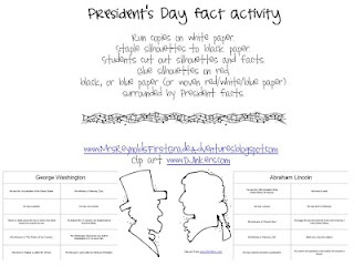President's Day activity.  Art and facts.  Free download from My Little Classity Class.: Holidays Activities, Education President, U.S. Presidents, American Symbols Presidents, Favorite Presidents, Minute Presidents, Classiti Class, Presidents Day, Better ღDeann