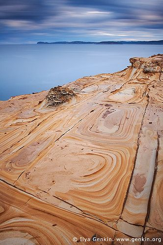 Gerrin Point, Bouddi National Park, Central Coast, NSW, Australia