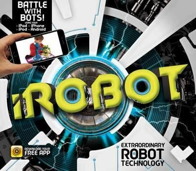 iRobot: Augmented Reality by Dorling Kindersley | Angus & Robertson Bookworld | Books - 9781740333306