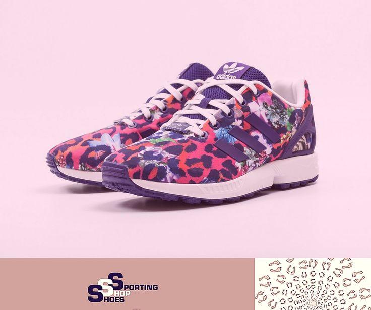Adidas Junior (36-40) : Adidas Flux S31533