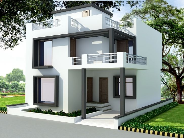 Classy South Indian House Front Elevation Designs House Style And Plans House Front Design India Duplex House Design Indian Home Design House Design Pictures