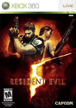 Resident Evil 5 (Xbox360)