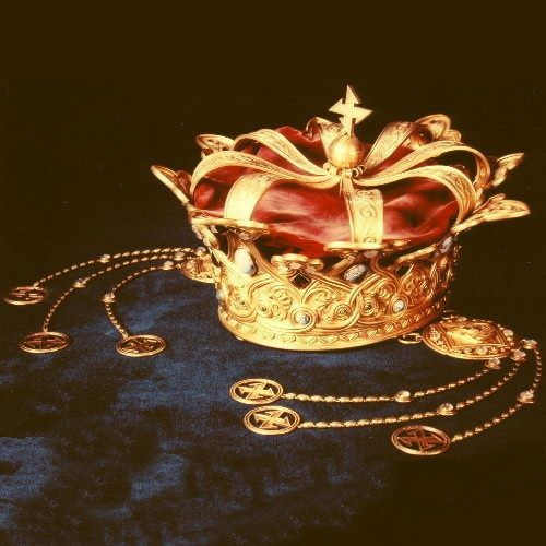 The Crown of Queen Maria of Romania