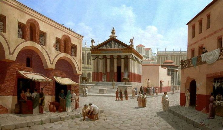 """In Roman architecture, an insula (Latin for """"island,"""" plural insulae) was a kind of apartment building that housed most of the urban citizen population of ancient Rome, including ordinary people of lower- or middle-class status (the plebs) and all but the wealthiest from the upper-middle class (the equites)."""