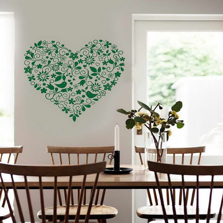 Are You Interested In Our Heart Art Wall Sticker ? With Our Valentines Gift  You Need Look No Further. Find This Pin And More On Create Your Own ... Part 47