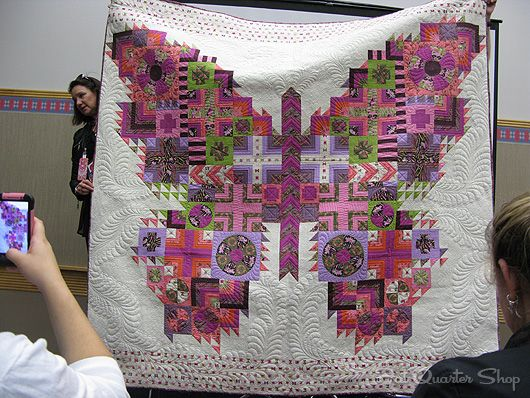 Spring Quilt Market 2013: Schoolhouse - Tula Pink