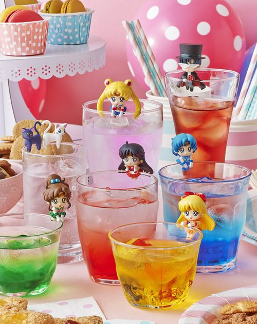 sailormooncollectibles:  NEW Sailor Moon Ochatomo Series Figures by MegaHouse: http://www.sailormooncollectibles.com/2014/08/20/new-sailor-m...