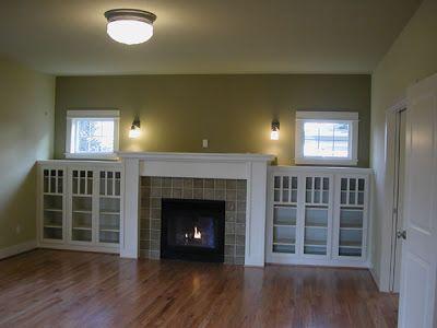 Craftsman fireplaces - I Married a Tree Hugger: September 2013