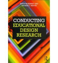 #newbooks : Conducting educational design research by S. McKennney and T. C. Reeves - LB1028.38 MCK