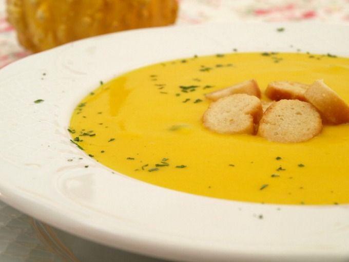 Cocinar Crema De Calabaza   Mejores 113 Imagenes De Cremas Y Sopas En Pinterest Sopas Crema