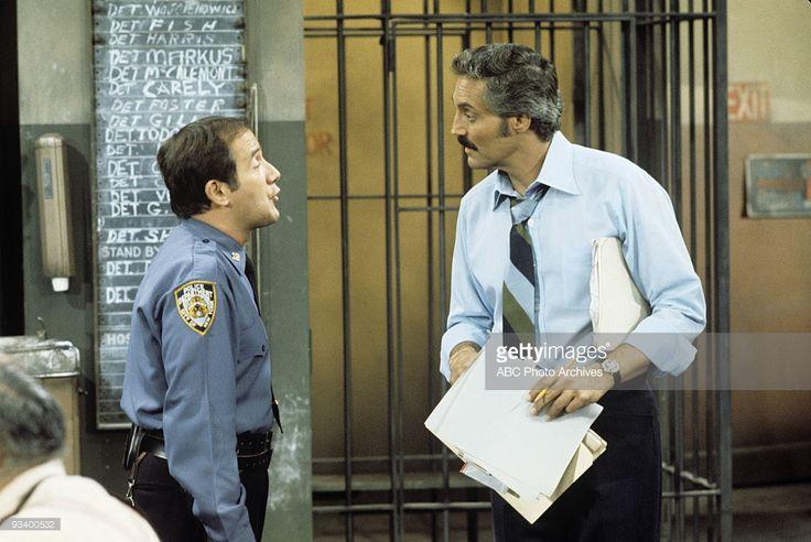 MILLER - 'Hash' 12/30/76 Ron Carey, Hal Linden