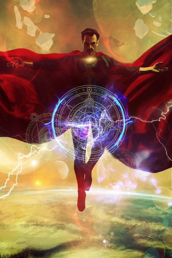 Heroe • Doctor Strange •