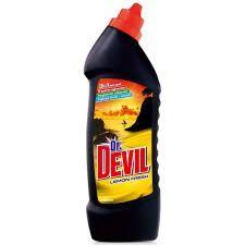 WC Dr.Devil 750ml lemon 3v1