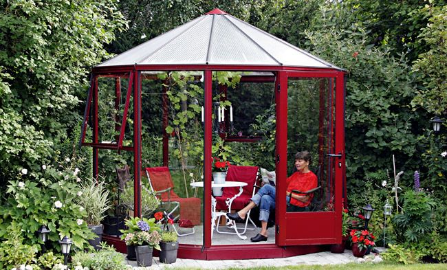 glaspavillon mit durchmesser 250 cm bis 900 cm tr dg rd pinterest v xthus. Black Bedroom Furniture Sets. Home Design Ideas