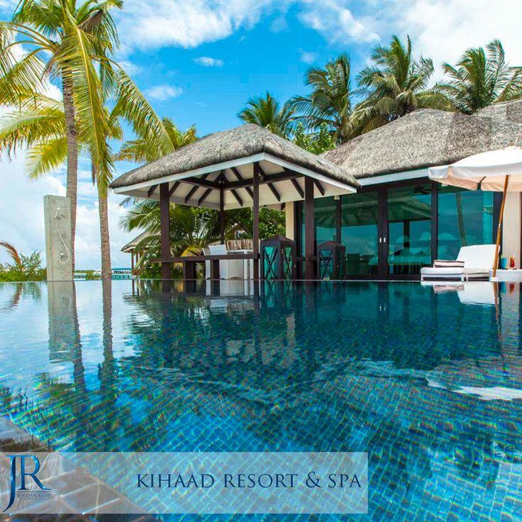 Kihaad Resort #Maldives #Travel #Jordan_Road #Honeymoon #Sea #Beach
