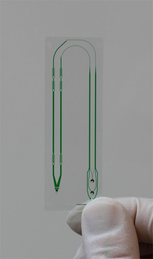 El CTC-iChip del MGH es un dispositivo avanzado para la detección de células tumorales circulantes