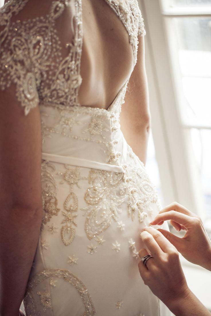 wedding dress - Rose Zurzolo Couture