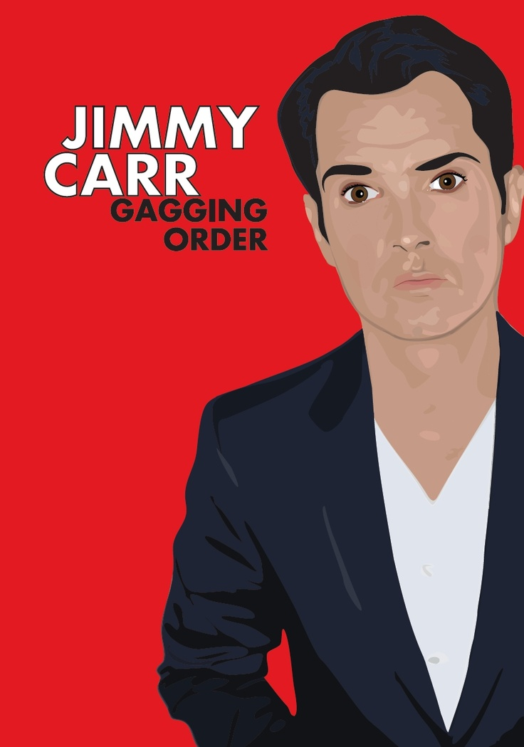 Jimmy Carr, Gagging Order Tour, The Sands Centre, Carlisle