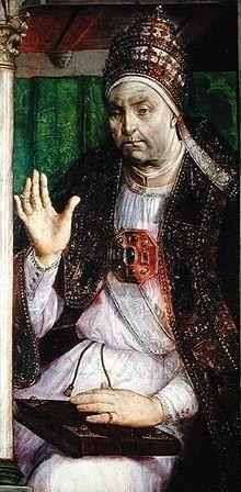 Pope Sixtus IV.…a, el Renacimiento y hasta finales del siglo XVIII era práctica común que un Papa corrupto eligiera a sus sobrinos más decadentes para realizar todo el trabajo sucio necesario para mejorar el nivel material de toda la familia y pasarla de «acomodada» a «astronómicamen…