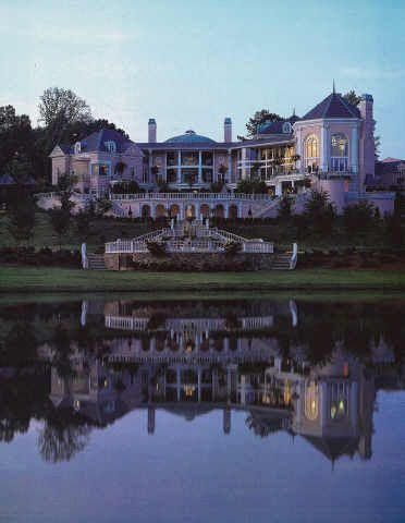 Tyler Perry's Mansion in Johns Creek, Ga...It's known as Dean Gardens. my dream house