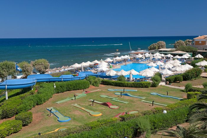 Blend of colors! Facilities of all types await you @ Aldemar Cretan Village. http://bit.ly/1rbICVr
