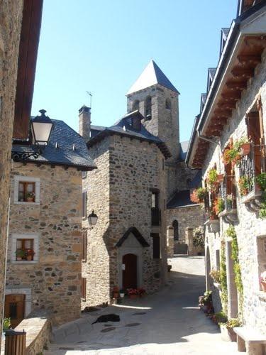 Lanuza Huesca Spain