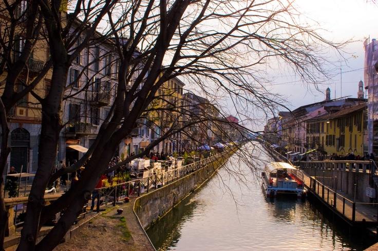 I Navigli (Milano)