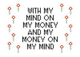 free rap lyric cross stitch patterns - Google Search                                                                                                                                                                                 More