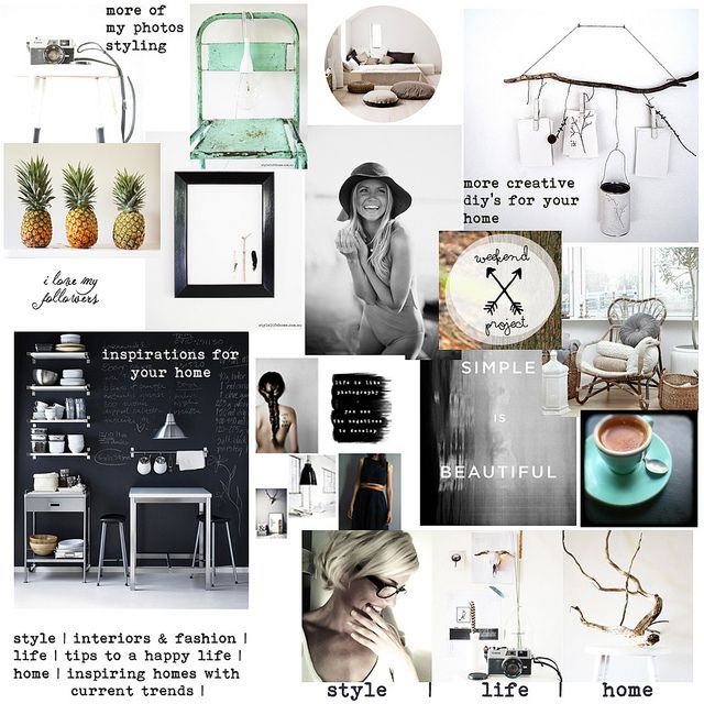 home work moodboard by style.life.home, #blogboss decor8eclasses.com