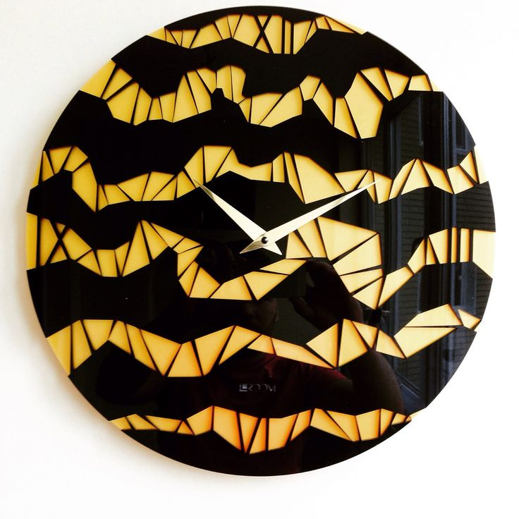 Our new clock is coming)