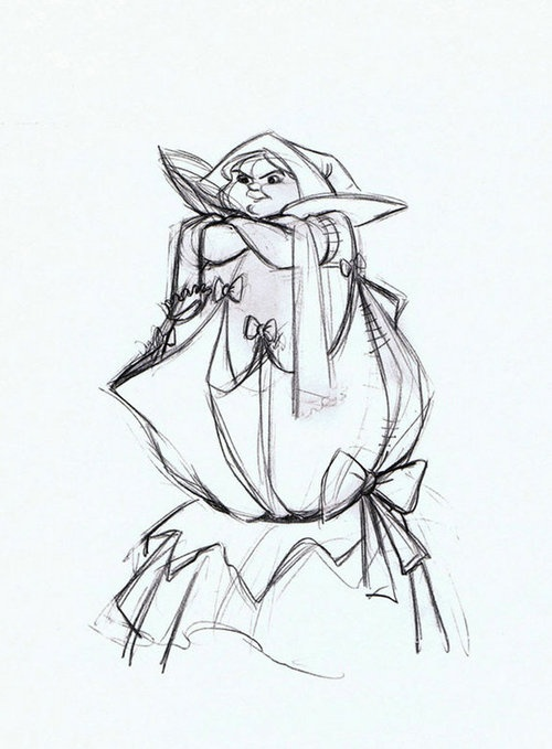 """Merryweather - my favourite character from Sleeping Beauty """"Well, it's not exactly the way it is in the book, is it?"""""""